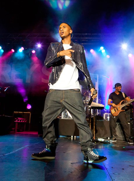 Trey Songz Released Music Under The Name Prince Of