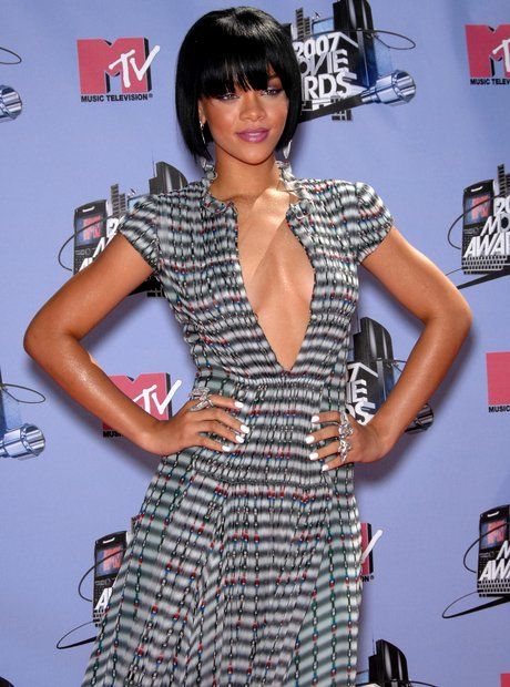 Rihanna at MTV Music Awards
