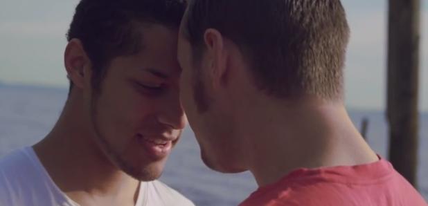 Macklemore Same Love video still