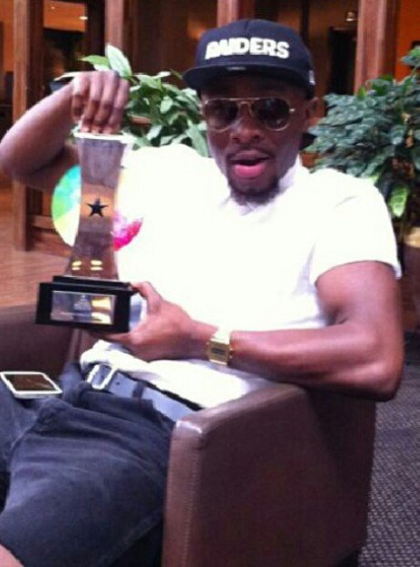 Fuse ODG with an award