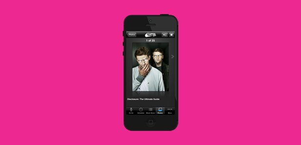 Capital XTRA iphone