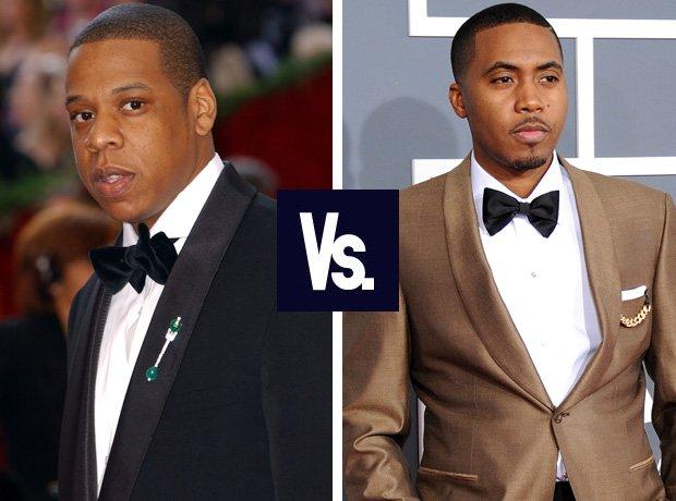 Jay Z vs. Nas feud