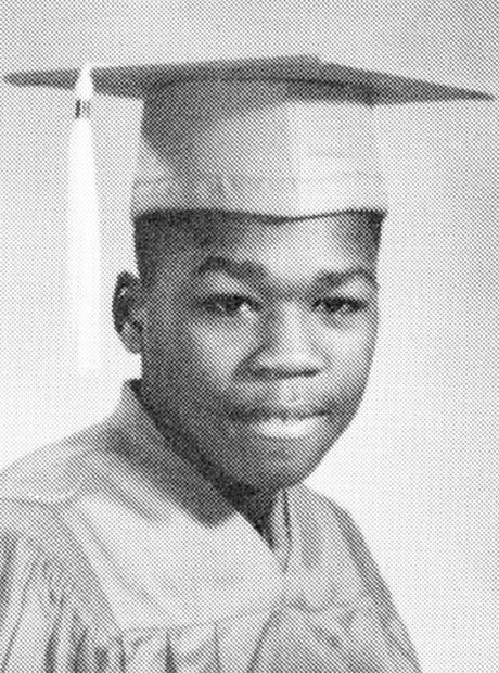 50 Cent school picture before he was famous