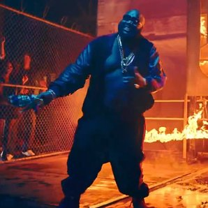 Rick Ross - 'No Games' Video