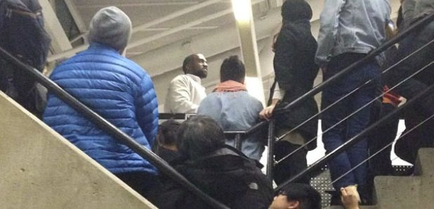 Kanye West at Harvard University