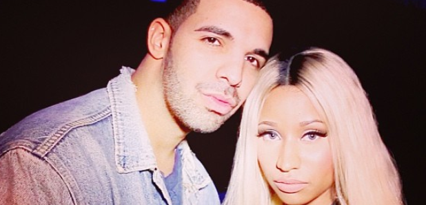 Nicki Minaj with Drake