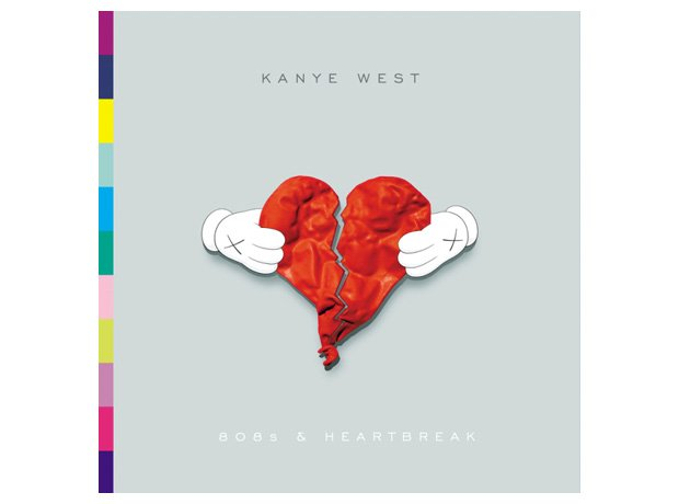 Kanye West, '808s & Heartbreak' - 33 Of The Best Hip-Hop ...