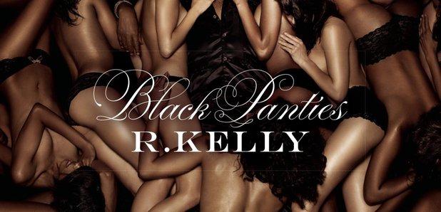 R Kelly - Black Panties Album Artwork