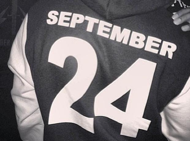 Drake September 24th