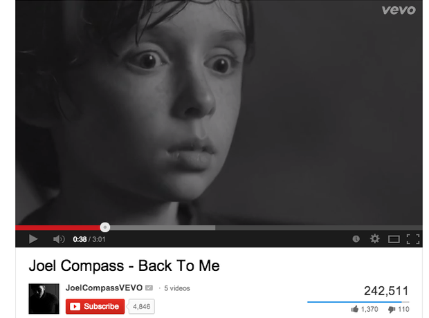 Joel Compass Back To Me