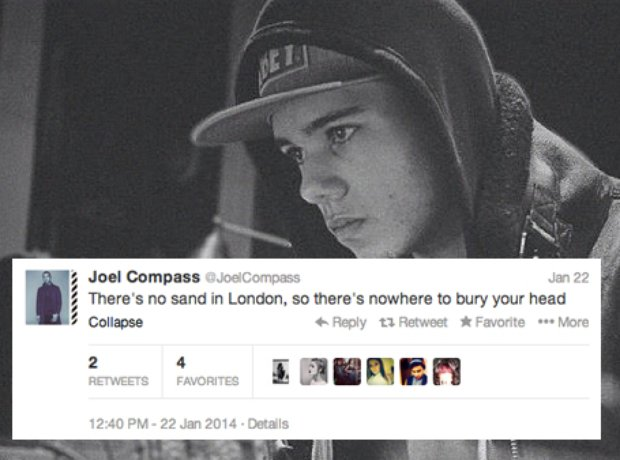 Joel Compass