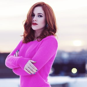 Katy B Press Shot February 2014