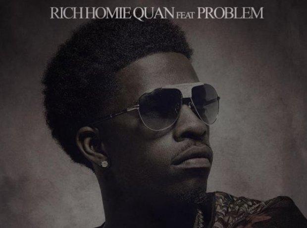 Rich Homie Quan ft Problem – 'Walk Thru'