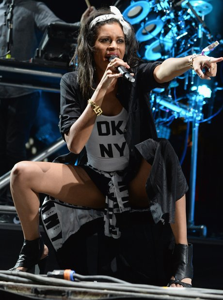 alunageorge  Coachella 2014