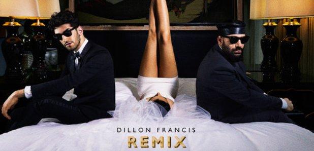 Chromeo Jealous Dillon Francis remix