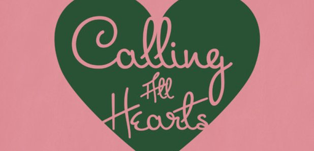 Calling All Hearts Remix Frankie Knuckles Artwork