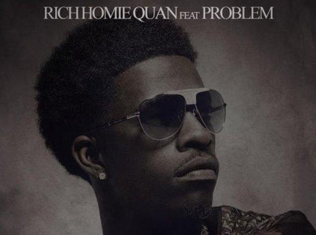 Rich Homie Quan feat. Problem – Walk Thru