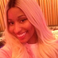 Image 8: Nicki Minaj smiling Instagram