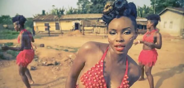 Yemi Alade Jonny Afrobeats chart