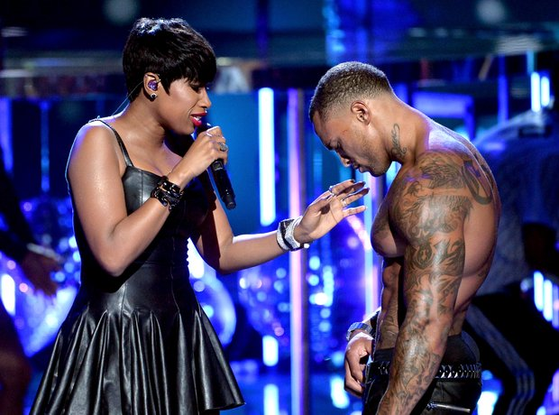 Jennifer Hudson  BET AWARDS 2014