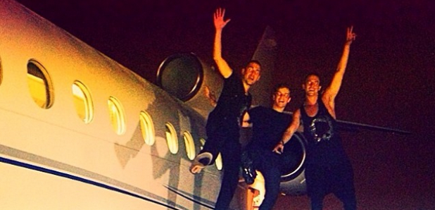 Martin Garrix Dimitri Vegas and Like Mike