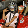Image 1: Beyonce and Jay Z Go Karts