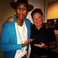 Image 7: Pharrell and Robin Williams