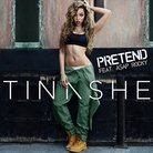 Tinashe 'Pretend' Artwork
