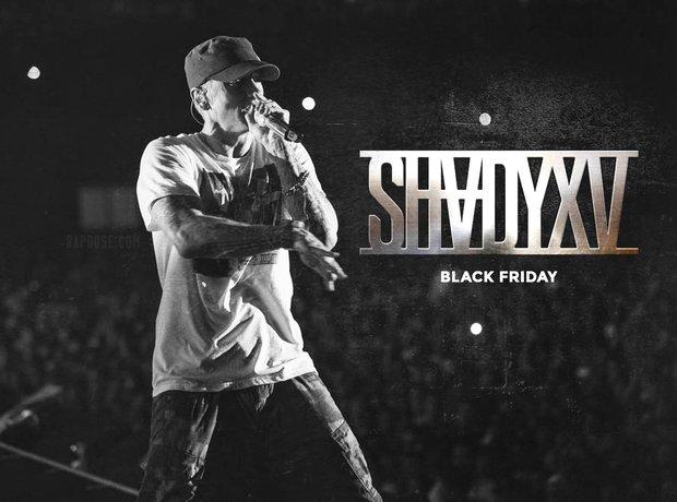 Eminem - 'Shady XV'.