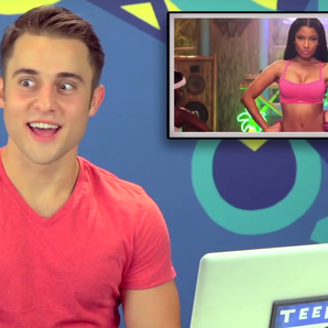 Teens react to Anaconda