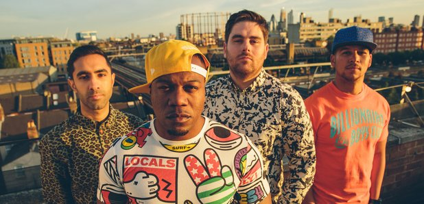 Rudimental Press Shot 2014