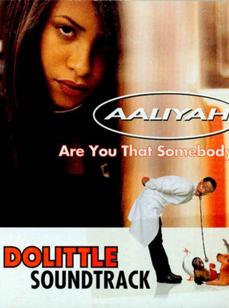 Aaliyah  Dr Dolittle soundtrack