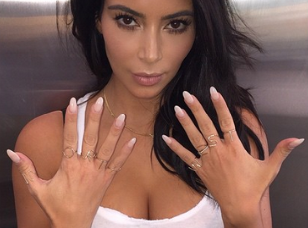 Kim Kardashian North West Rings
