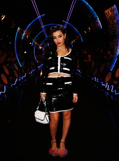 Charlie XCX MTV EMAs 2014 Arrivals