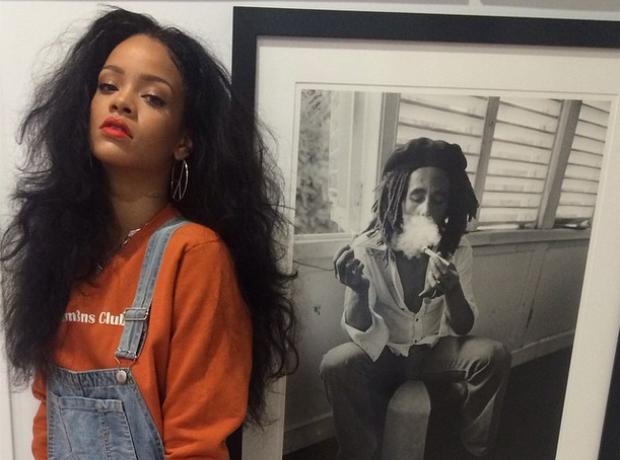 Rihanna Bob Marley