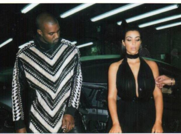 Kanye Looking At Kim Twitter