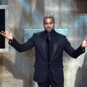 Kanye West BET Honors 2015