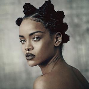Rihanna i-d magazine