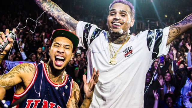 <b>Chris Brown</b> &amp- <b>Tyga&#39-s</b> &#39-Fan of a Fan: The Album&#39- Has Leaked Online ...