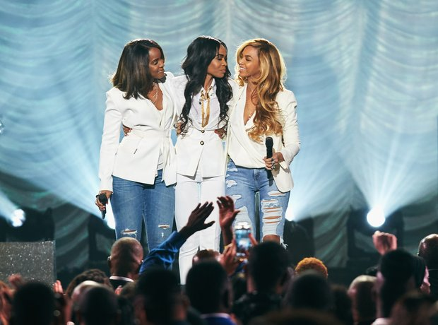 Destiny's Child at Stellar Awards 2015 1