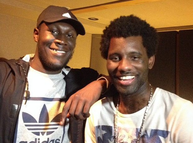 Stormzy and Wretch 32
