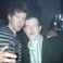 Image 3: Calvin Harris posing for picture with friend