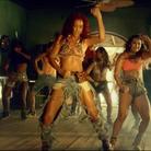 Natalie De La Rosa dancing in music video