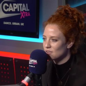 Jess Glynne on Capital XTRA