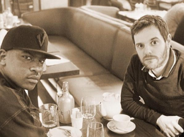Skepta tea with Mike Skinner
