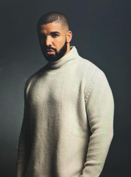 Drake turtleneck jumper