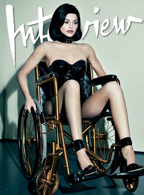 Kylie Jenner Interview Magazine