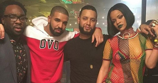 Drake and Rihanna 'Work'