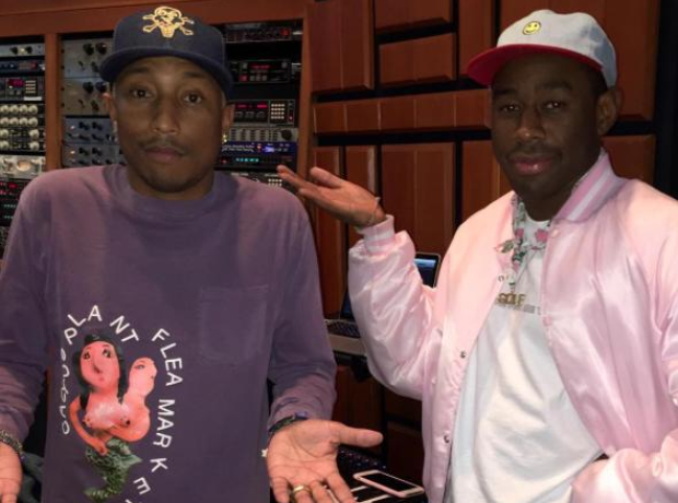 Pharrell Tyler The Creator