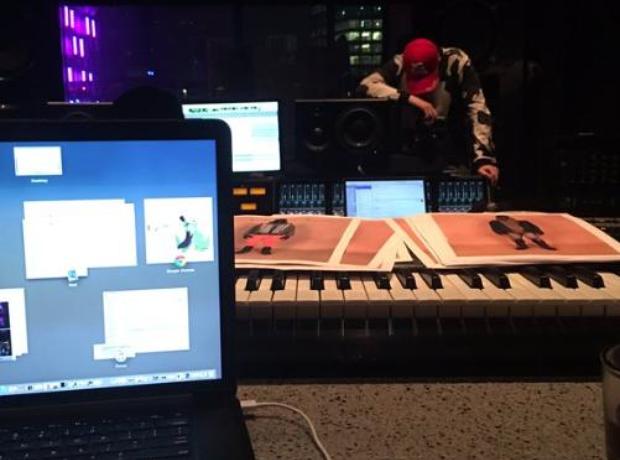 Kanye West Studio
